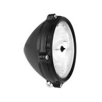 """Roland Sands Designs P02072006VINSMB Vintage 5-3/4"""" Headlight Assembly Black Ops"""