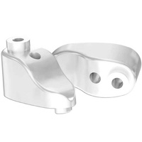 Roland Sands Designs P02072020CH Rear Strut Mounts Chrome for Turn Signals