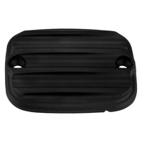 Roland Sands Designs P02082075SMB Nostalgia Series Front Master Cylinder Cap Black Ops XL'04up