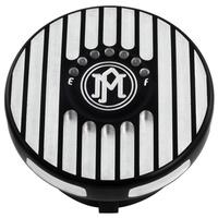 Performance Machine P02102025GRLBM Grill LED Fuel Gauge Contrast Cut