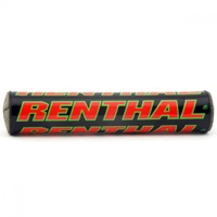 Renthal P272 Team Issue SX Pad 240mm Black/Red/Green