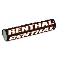 Renthal P313 Vintage SX Pad 240mm Black/White/Red