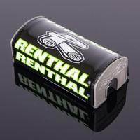 Renthal P318 Fatbar Pad Black/Green/White
