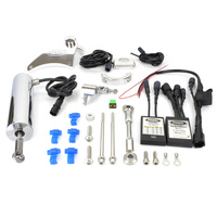 Pingel PE-77605 Electric Shifter Kit for FXD 06-17 w/Mid Controls