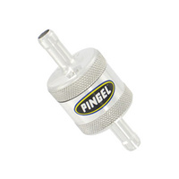 "Pingel PE-SS1P Mini Inline 5/16"" Fuel Filter Alloy"