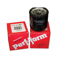 Perf-Form PFF-J-503 Oil Filter Indian Black