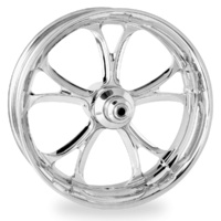 Performance Machine Luxe Wheel - 17x6 - Rear