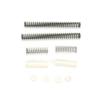 Progressive Suspension 10-2003 Fork Spring Lowering Kit Softail 84-FXDWG 93-05