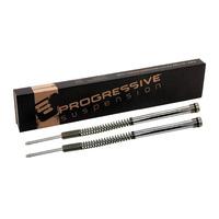 Progressive Suspension 31-2502 Monotube Fork Kit Softail FLST 00-up
