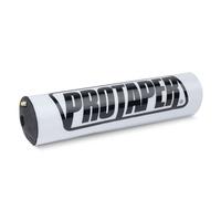 "ProTaper PT021654 8"" Round Bar Pad Race White"