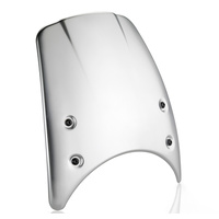 Rizoma Headlight Fairing Silver for BMW R nineT Pure/Scrambler