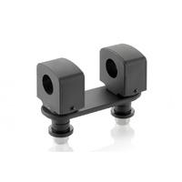 Rizoma Handlebar Riser Black for H-D FXDR 114 19-20