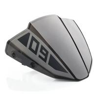 Rizoma Polycarbonate Headlight Fairing Black for Yamaha MT-09/FZ-09 17-20