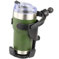 RAM Mounts Level Cup XL 32oz Drink Holder w/Ball