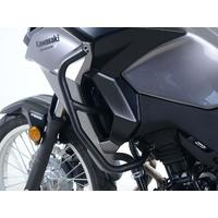 R&G Racing Adventure Bars Black for Kawasaki Versys-X 300/Versys-X 250