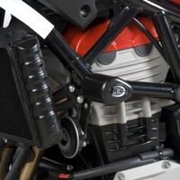 R&G Racing Crash Protector Aero Style LHS Black for BMW S1000RR 12-14
