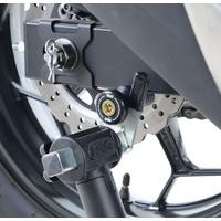 R&G Racing Cotton Reels M10 Black for Kawasaki ZX250 (Ninja250R) 08-12/Ninja 250 13-17/Ninja 300 12-13/Z300/Z250 13-18