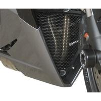 R&G Racing Downpipe Grille Black for Kawasaki Ninja ZX6R 636 13-18