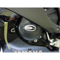 R&G Racing Left Side Crank Case Cover Black for Yamaha YZF-R6 06-20