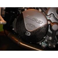 R&G Racing Carbon Fibre Right Engine Case Slider for KTM 990 Super Duke LC8/950/990 Adventure/950/990SM/990SMT/990SMR