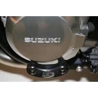 R&G Racing Left Side Engine Case Slider Black for Suzuki GSX1400 01-08