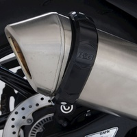 R&G Racing Exhaust Protector Black for BMW S1000RR 19-20