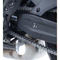 R&G Racing Boot Guard Kit (2 Piece) Black for Yamaha MT-07 (FZ-07) 14-20/XSR700 16-18