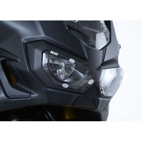 R&G Racing Headlight Shield Clear for Honda CRF1000L Africa Twin 16-19/CRF1000L Africa Twin Adventure Sports 18-19