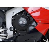 R&G Racing Engine Case Cover Kit (2 Piece) Black for Honda CBR600RR 07-16