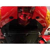 R&G Racing Tail Tidy License Plate Holder Black for Aprilia RSVR 04-07/Tuono 06-07