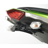 R&G Racing Tail Tidy License Plate Holder Black for Kawasaki Z1000 10-13