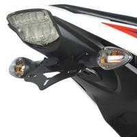 R&G Racing Tail Tidy License Plate Holder Black for Honda CBR1000RR Fireblade 12-16/CBR1000RR SP 14-16