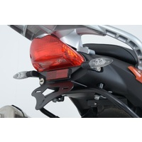 R&G Racing Tail Tidy License Plate Holder Black for BMW F800GT 13-18