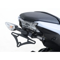 R&G Racing Tail Tidy License Plate Holder Black for Kawasaki Ninja 650/Z650 17-20
