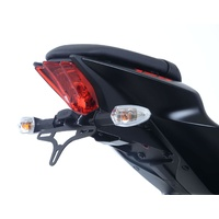 R&G Racing Tail Tidy License Plate Holder Black for Suzuki GSX-R125 17-19/GSX-S125 17-20