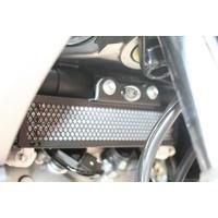 R&G Racing Oil Cooler Guard Black for Honda Crossrunner 11-18
