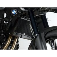 R&G Racing Radiator Guard Black for BMW F800 GS 08-18
