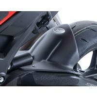 R&G Racing Rear Hugger Black for Honda CBR1000RR Fireblade 17-19/CBR1000RR SP 17-19/CBR1000RR SP2 17-19