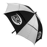 R&G Racing Umbrella Black/Silver w/Logo