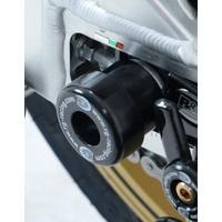 R&G Racing Swingarm Protectors Black for Honda CBR1000RR SP 14-16