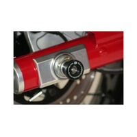 R&G Racing Spindle Sliders Black for Ducati Sport Classic 1000S 07-14/MV Agusta Superveloce 800 2020
