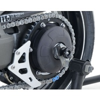R&G Racing Spindle Sliders Black for Triumph Speed Triple 11-15/Speed Triple R 12-18/Triumph Speed Triple RS 18-20/Triumph Speed Triple S 16-18