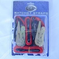 R&G Racing Ratchet Straps 25mm Gauge