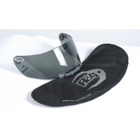 R&G Racing Visor Pouch/Protector Pouch/Protector Black