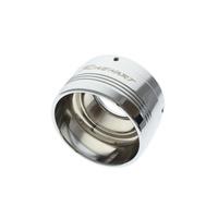 "Rinehart Racing RIN-900-0157 End Cap Chrome for Traditional 4.5"" Muffler (Each)"