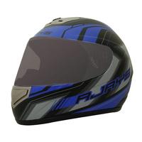 Rjays Apex II Helmet Matte Black/Blue