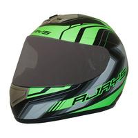 Rjays Apex II Helmet Matte Black/Green