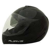 Rjays Tour-Tech III Helmet Gloss Black