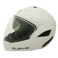 Rjays Tour-Tech III Helmet Gloss White