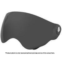 Rjays Dark Tint Internal Visor for Dominator II Helmets w/TTS w/TTS